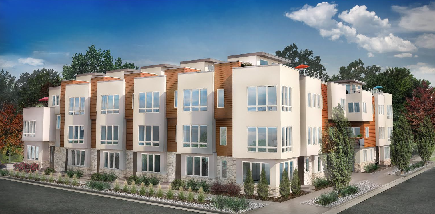 LoHi Place Townhomes Rendering