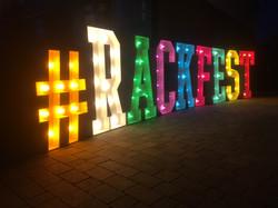 GIANT LIGHT UP # RACKFEST