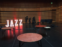 JAZZ Light up letters
