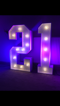 Light Up Number 21, Gravesend, Kent