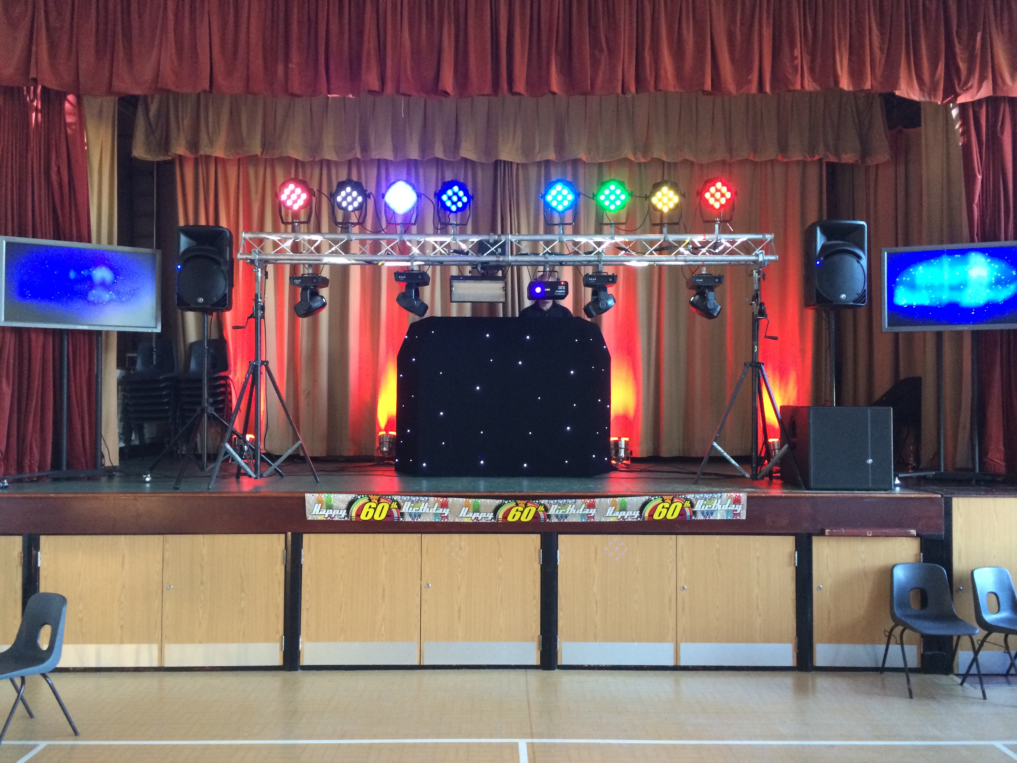 60TH BIRTHDAY PARTY, MAIDSTONE KENT