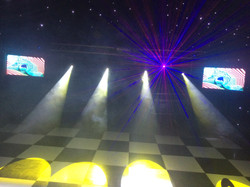 A 21ST BIRTHDAY DISCO, BIRLING, KENT