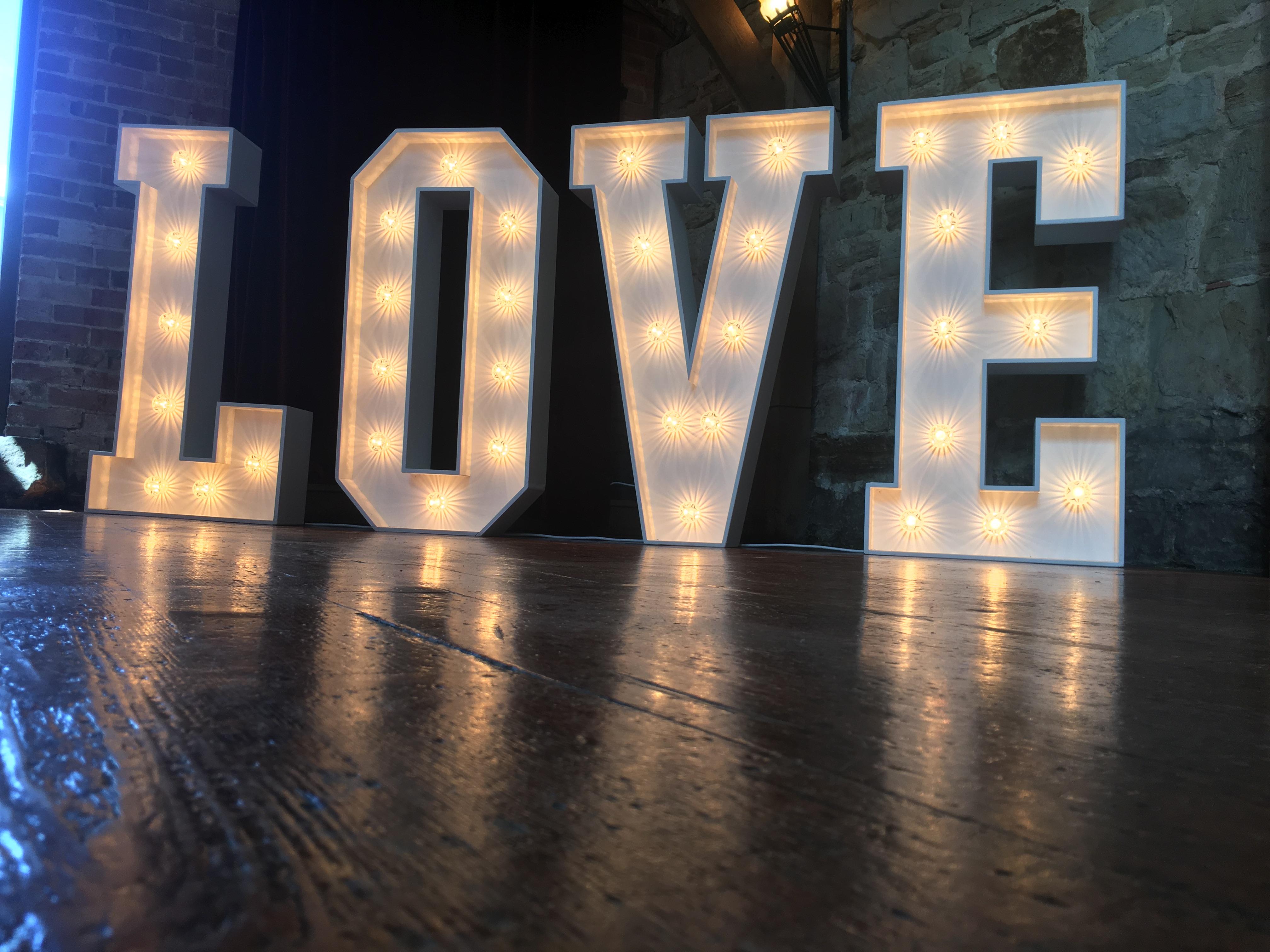 LOVE Letters Kent