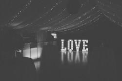 Huge LOVE Letters