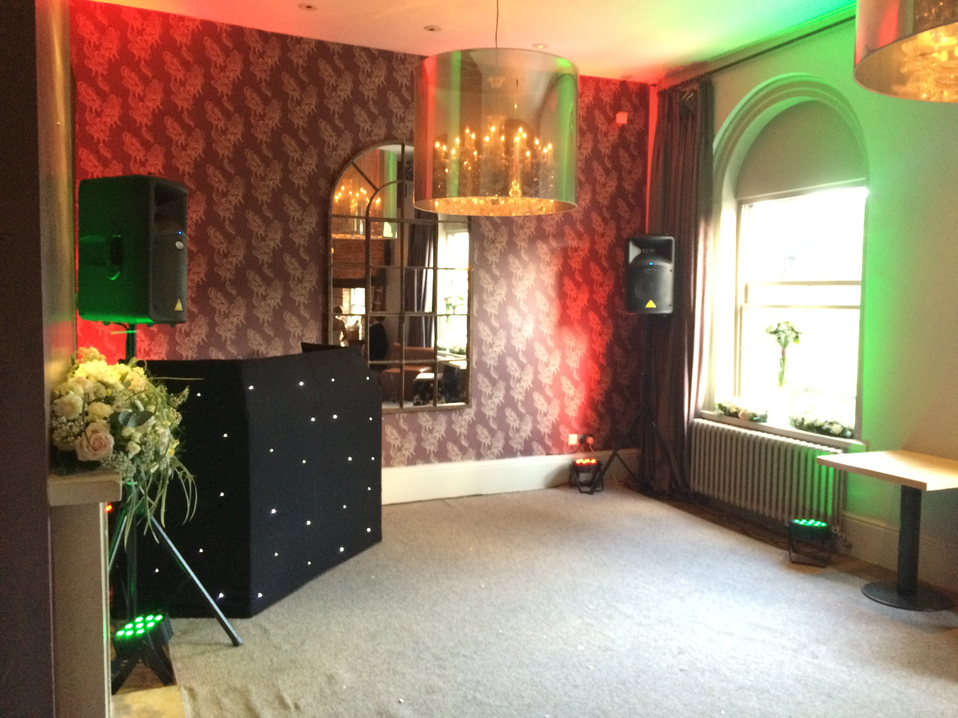 WEDDING DISCO, THE SWAN WEST MALLING