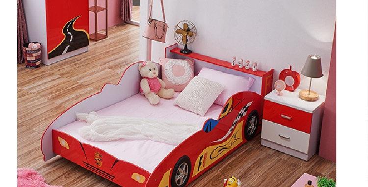 P201-1042紅色跑車(高箱)