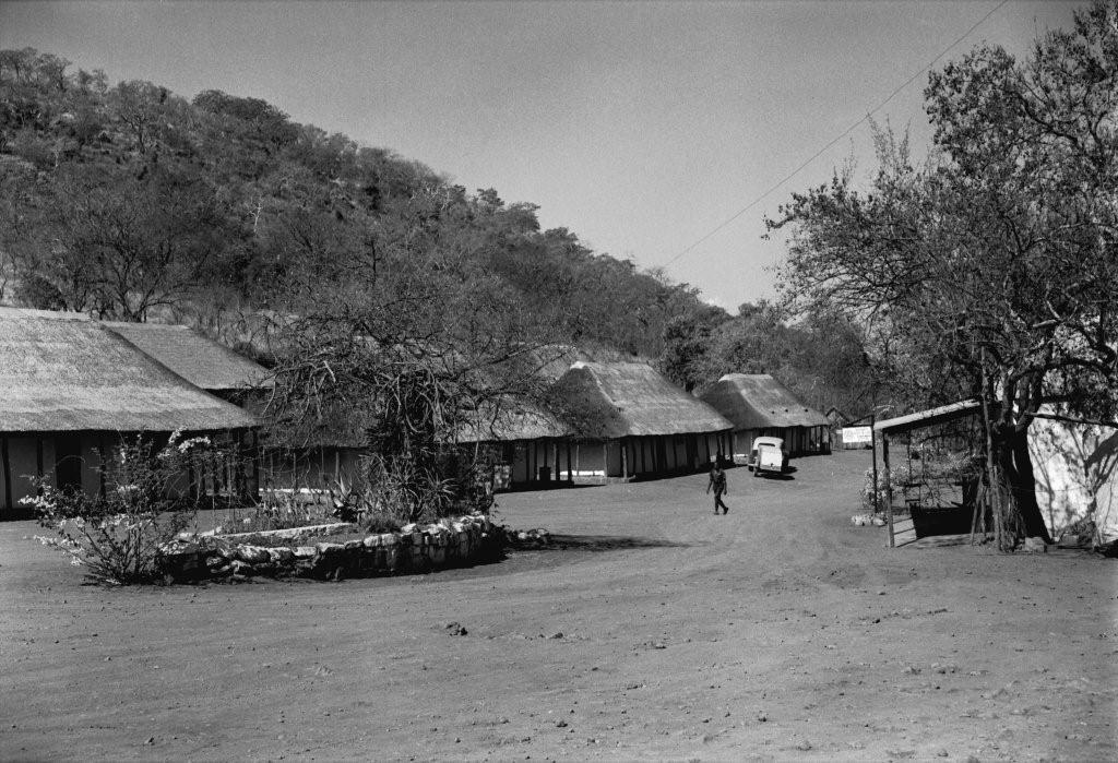 Punda Maria camp Kruger National Park Oct 1954
