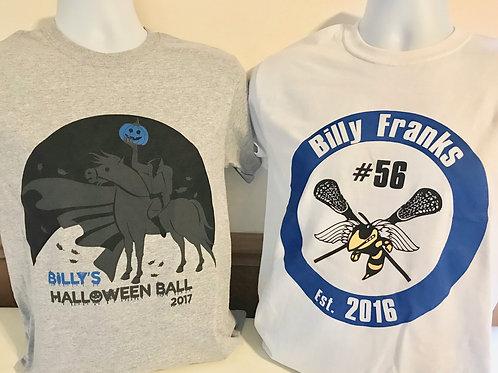 Billy Franks Foundation Shirt