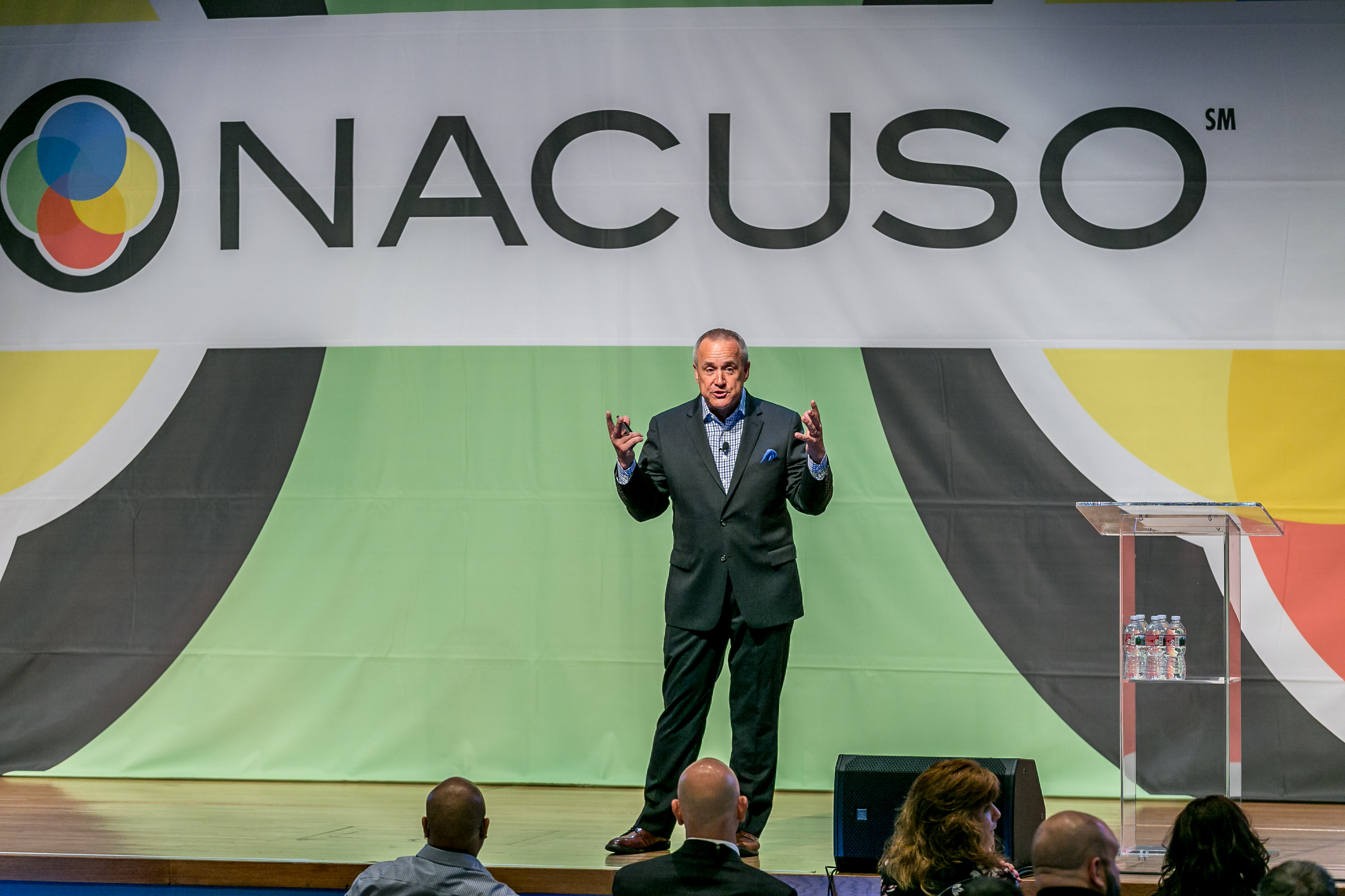 CUNA CEO Jim Nussle