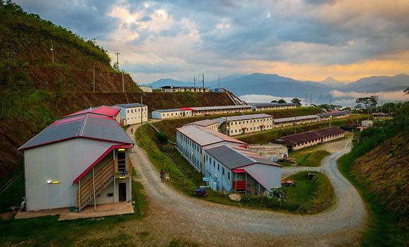 Camp site in gold mine, Laos.jpg