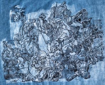 Löwenjagd von Rubens