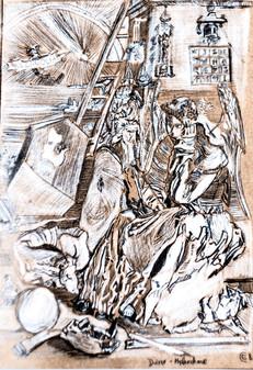 Melancolia Albrecht Dürer 1514