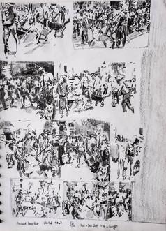 Mustard Race Riot Andy Warhol 1963