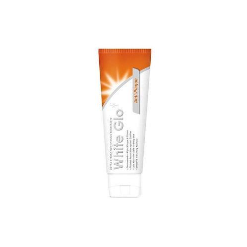 White Glo Anti-Plaque Whitening Toothpaste 150g