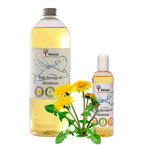 BODY MASSAGE OIL «CHAMOMILE FLOWER »