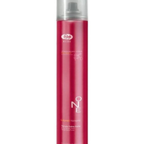 LISAP MILANO LISYNET HAIRSPRAY ONE EXTRA STRONG