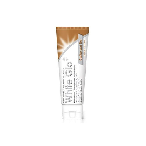 White Glo Coffee and Tea Drinkers Formula - Whitening Toothpaste 150g