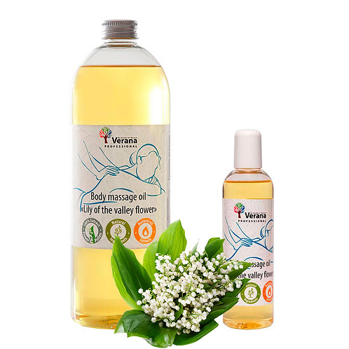 BODY MASSAGE OIL «LILY OF THE VALLEY»
