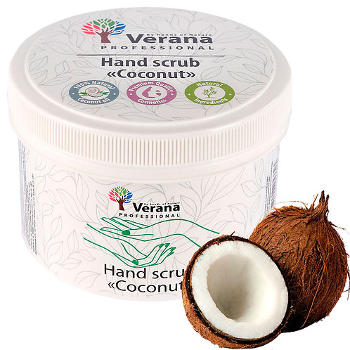 HAND SCRUB «COCONUT»