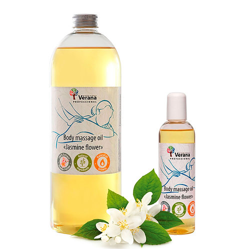 BODY MASSAGE OIL «JASMINE»