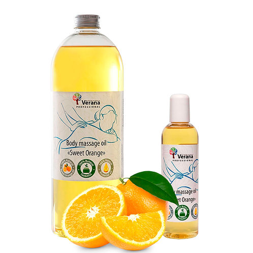 BODY MASSAGE OIL «SWEET ORANGE»