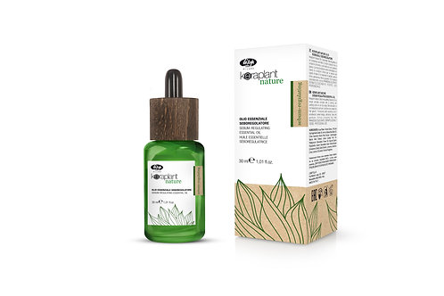 LISAP MILANO KERAPLANT NATURE SEBUM-REGULATING ESSENTIAL OIL