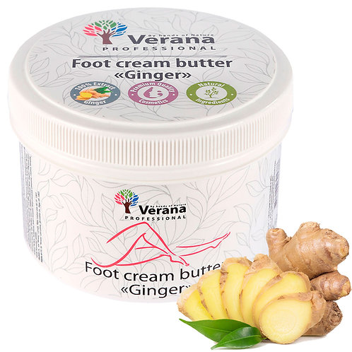 FOOT CREAM BUTTER «GINGER»