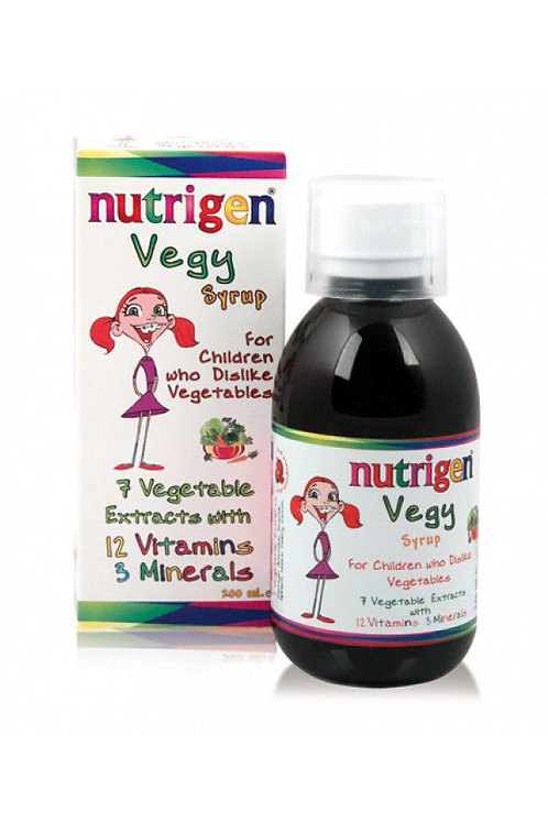 NUTRIGEN VEGY VEGETABLE SYRUP 200ml