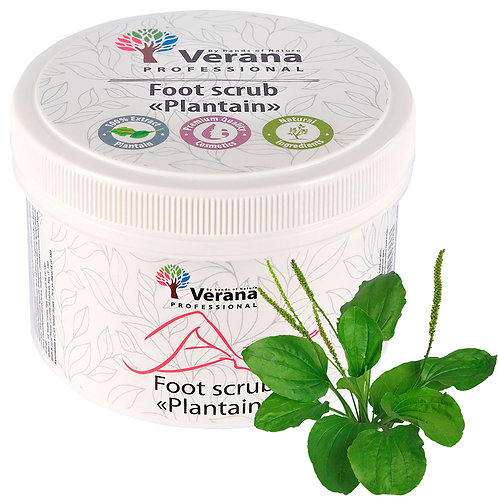 FOOT SCRUB «PLANTAIN»
