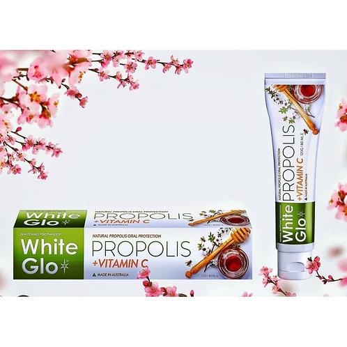 White Glo Propolis + Vitamin C Toothpaste 120g