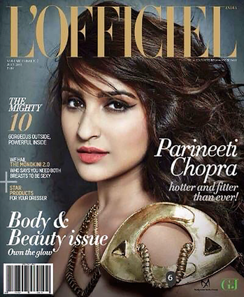 Parineeti_L'Officiel_Featuring_FelixBendish