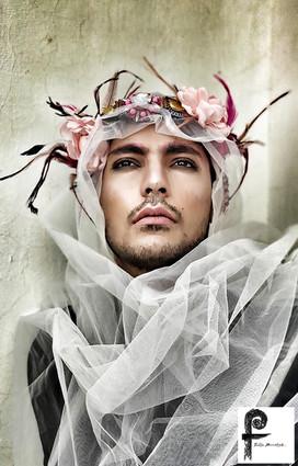 Felix-Bendish-Accessories-Headbands-Natu