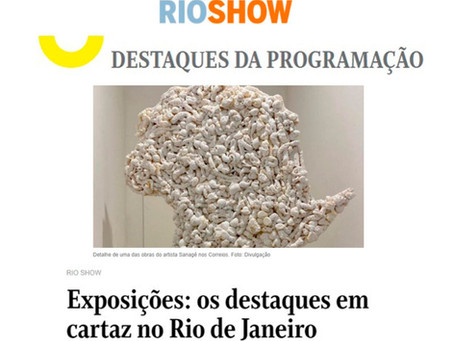 """""""Sanagê Pelo e Osso"""" na mídia"""