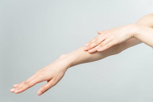 Lower Arm Wax