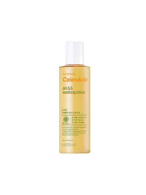 SU:NHADA Calendula pH5.5 Lotion