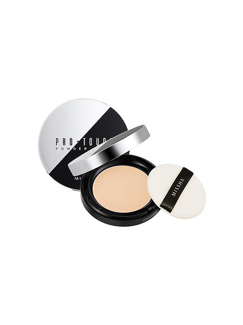 Pro-Touch Face Powder Pact SPF25/PA++ (#23)