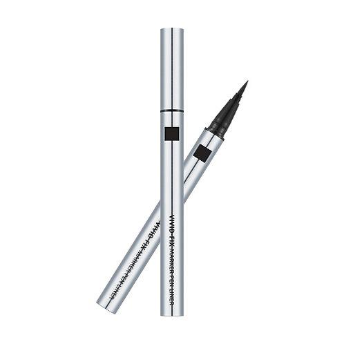 Vivid Fix Marker Pen Liner (Deep Black)