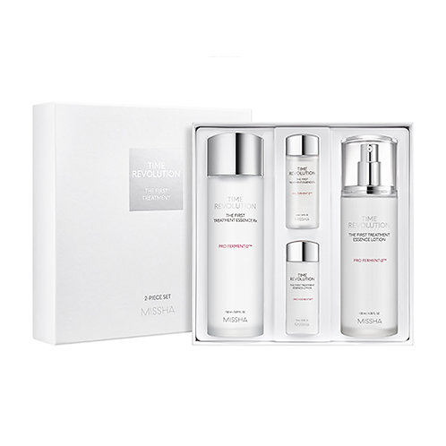 TIME REVOLUTION First Treatment Essence & Essence Lotion Set