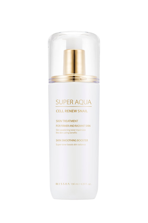 SUPER AQUA CELL RENEW SNAIL SKIN TREATMENT