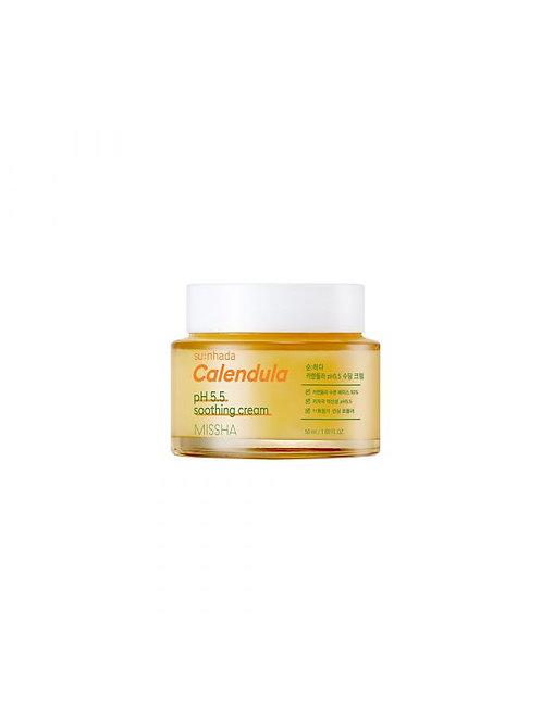 SU:NHADA Calendula pH5.5 Cream