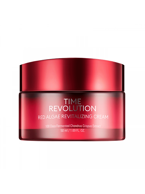 Time Revolution Red Algae Revitalizing Cream