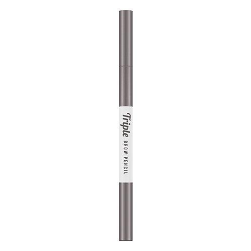 Triple Brow Pencil (Grey Brown)