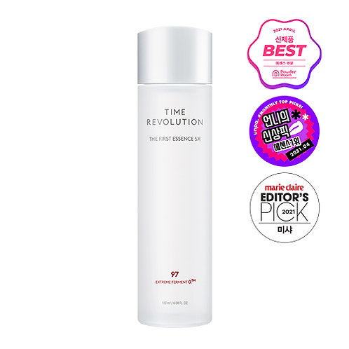 Travel Sized Time Revolution The First Essence 5X 50ml