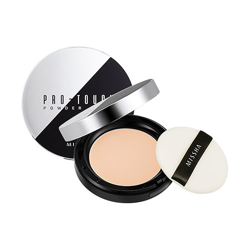 Pro-Touch Face Powder Pact SPF25/PA++ (#21)
