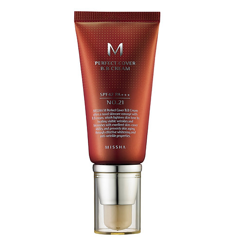 M Perfect Cover B.B Cream SPF42 PA+++