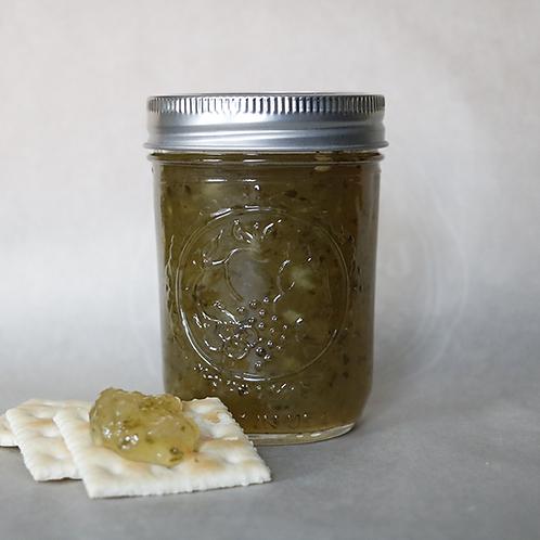 Cucumber Lime Jam