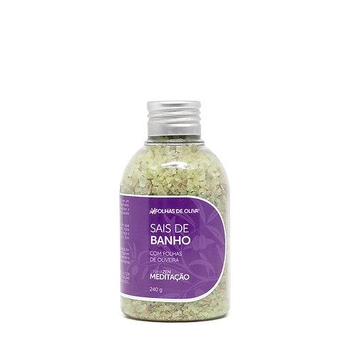 Sais de Banho Folhas de Oliva 240 g