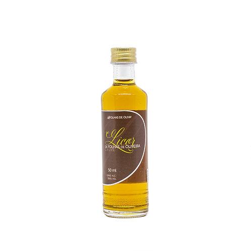 Licor de Folhas de Oliveira Creme Miniatura 50 ml