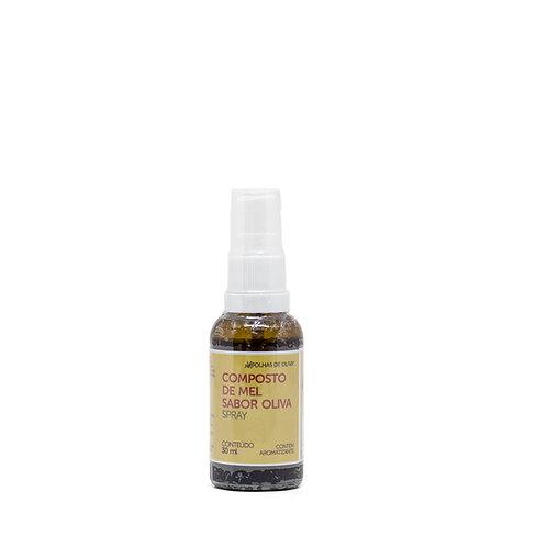 Spray Composto Mel Sabor Oliva 30 ml