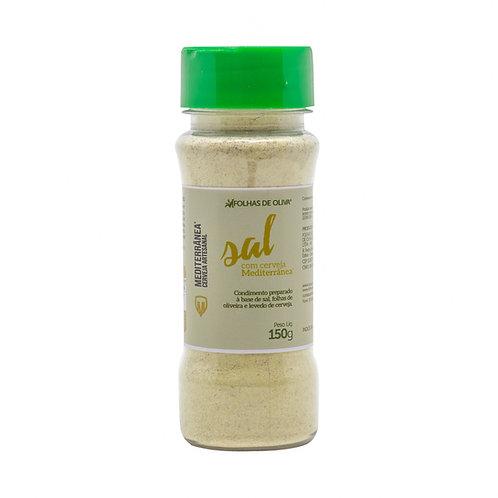 Condimento de sal com cerveja Mediterrânea 150gr